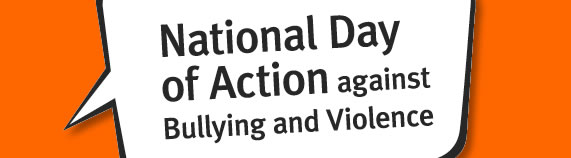 National Day of Action against Bullying & Violence 2018