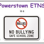 February is Anti – Bullying Month