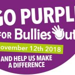 Go Purple for BulliesOut 2018 | UK